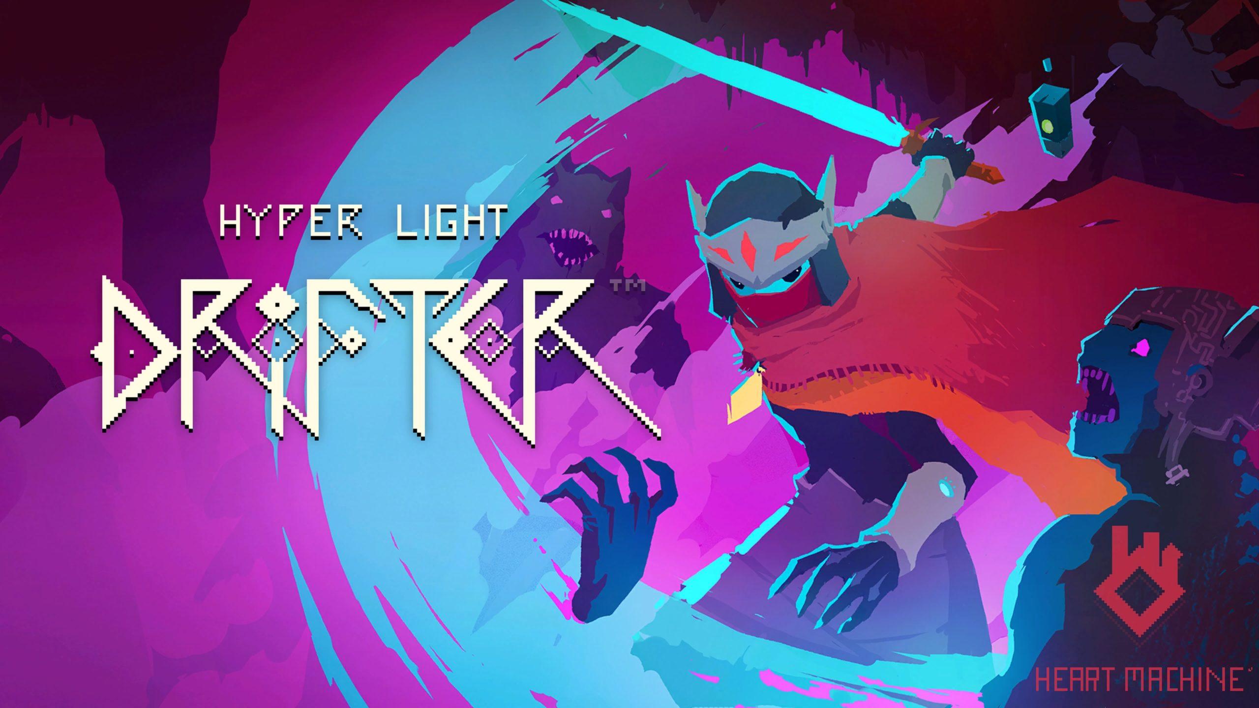 HyperLightDrifter 2Dドットアクションゲーム