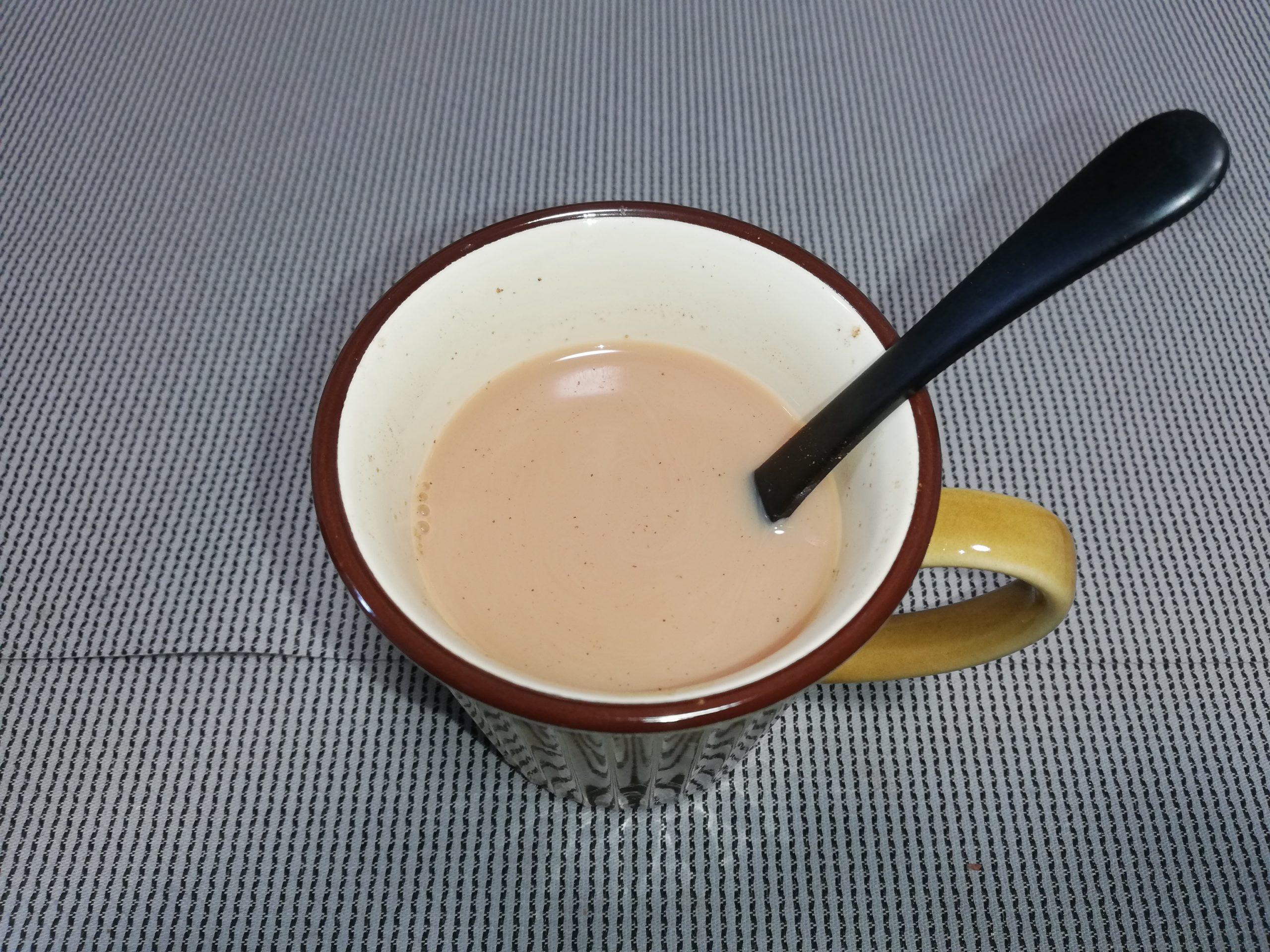 シャイ・アデン コーヒートーク 味わい レシピ