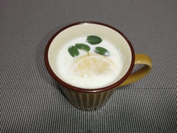 レ・メンソール コーヒートーク 飲み物 レシピ